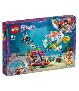 LEGO® Friends 41378 Dolphins Rescue Mission, Age 6+, Building Blocks (363pcs)