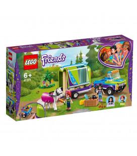 LEGO® Friends 41371 Mia's Horse Trailer, Age 6+, Building Blocks (216pcs)