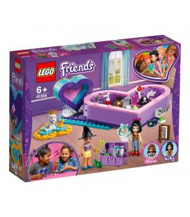 LEGO® Friends 41359 Heart Box Friendship Pack, Age 6+, Building Blocks (199pcs)