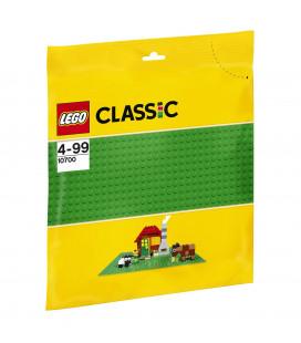 LEGO® LEGO Classic 10700 Green Baseplate, Age 4-99, Building Blocks (1pcs)