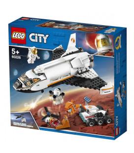 LEGO® City Space 60226 Mars Research Shuttle, Age 5+, Building Blocks (273pcs)