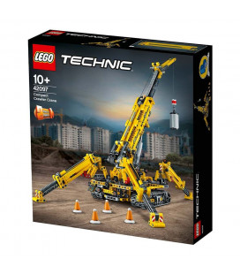 LEGO® Technic 42097 Compact Crawler Crane, Age 10+, Building Blocks (920pcs)