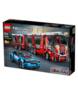 LEGO® Technic 42098 Car Transporter, Age 11+, Building Blocks (2493pcs)