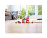 LEGO® City 60215 Fire Station, Age 5+, Building Blocks (509pcs)
