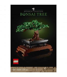LEGO® Creator Expert 10281 Bonsai Tree, Age 18+, Building Blocks, 2021 (878pcs)