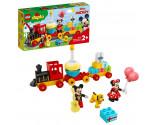 LEGO® DUPLO® 10941 Mickey & Minnie Birthday Train, Age 2+, Building Blocks, 2021 (22pcs)