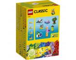 LEGO® Classic 11016 Creative Building Bricks, Age 4+, Building Blocks, 2021 (1201pcs)