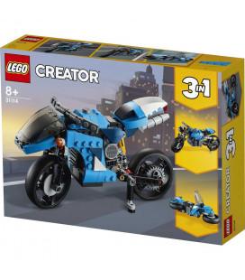 LEGO® Creator 31114 Superbike, Age 8+, Building Blocks, 2021 (236pcs)