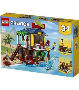 LEGO® Creator 31118 Surfer Beach House, Age 8+, Building Blocks, 2021 (564pcs)