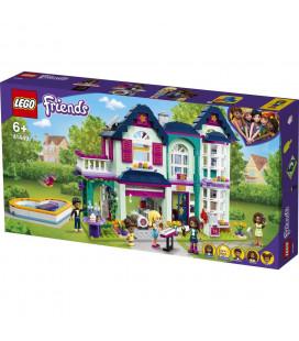 LEGO® Friends 41449 Andrea's Family House, Age 6+, Building Blocks, 2021 (802pcs)