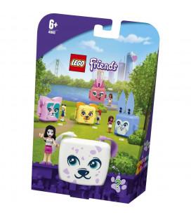 LEGO® Friends 41663 Emma's Dalmatian Cube, Age 6+, Building Blocks, 2021 (41pcs)