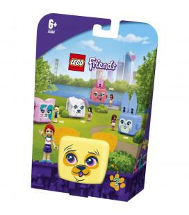 LEGO® Friends 41664 Mia's Pug Cube, Age 6+, Building Blocks, 2021 (40pcs)