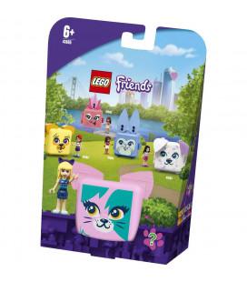 LEGO® Friends 41665 Stephanie's Cat Cube, Age 6+, Building Blocks, 2021 (46pcs)