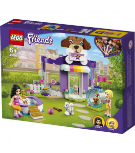 LEGO® Friends 41691 Doggy Day Care, Age 6+, Building Blocks, 2021 (221pcs)