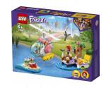 LEGO® Friends 41692 Vet Clinic Rescue Helicopter, Age 6+, Building Blocks, 2021 (249pcs)