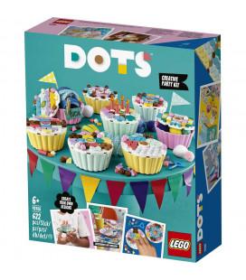 LEGO® DOTS 41926 Creative Party Kit, Age 6+, Building Blocks, 2021 (623pcs)