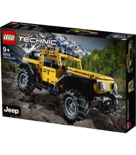 LEGO® Technic 42122 Jeep® Wranger, Age 9+, Building Blocks, 2021 (665pcs)