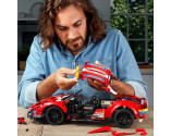 LEGO® Technic 42125 Ferrari 488 GTE, Age 18+, Building Blocks, 2021 (1677pcs)
