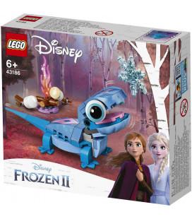 LEGO® Disney Princess 43186 Bruni the Salamander Buildable Character, Age 6+, Building Blocks, 2021 (96pcs)