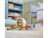 LEGO® Disney Princess 43192 Cinderella's Royal Carriage, Age 6+, Building Blocks, 2021 (237pcs)