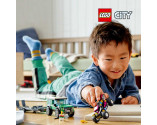 LEGO® City 60288 Race Buggy Transporter, Age 5+, Building Blocks, 2021 (210pcs)