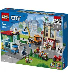 LEGO® City 60292 Town Center, Age 6+, Building Blocks, 2021 (790pcs)