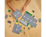 LEGO® City 60304 Road Plates, Age 5+, Building Blocks, 2021 (112pcs)