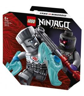 LEGO® Ninjago® 71731 Epic Battle Set - Zane vs. Nindroid, Age 6+, Building Blocks, 2021 (57pcs)