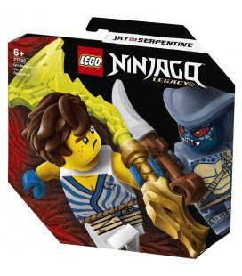 LEGO® Ninjago® 71732 Epic Battle Set - Jay vs. Serpentine, Age 6+, Building Blocks, 2021 (69pcs)