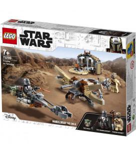 LEGO® Star Wars™ 75299 Trouble on Tatooine, Age 7+, Building Blocks, 2021 (276pcs)