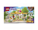 LEGO® Friends 41444 Heartlake City Organic Café, Age 6+, Building Blocks, 2021 (314pcs)