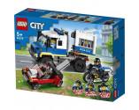 LEGO® City 60276 Police Prisoner Transport, Age 5+, Building Blocks, 2021 (244pcs)