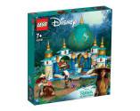 LEGO® Disney Princess 43181 Raya and the Heart Palace, Age 7+, Building Blocks, 2021 (610pcs)