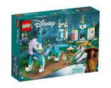 LEGO® Disney Princess 43184 Raya and Sisu Dragon, Age 6+, Building Blocks, 2021 (216pcs)