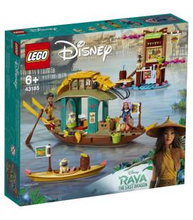 LEGO® Disney Princess 43185 Boun's Boat, Age 6+, Building Blocks, 2021 (247pcs)