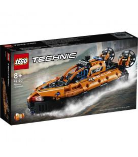 LEGO® Technic 42120 Rescue Hovercraft, Age 8+, Building Blocks, 2021 (457pcs)