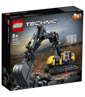 LEGO® Technic 42121 Heavy-Duty Excavator, Age 8+, Building Blocks, 2021 (569pcs)