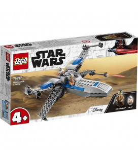 LEGO® Star Wars™ 75297 Resistance X-Wing™, Age 4+, Building Blocks, 2021 (60pcs)