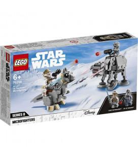 LEGO® Star Wars™ 75298 AT-AT™ vs. Tauntaun™ Microfighters, Age 6+, Building Blocks, 2021 (205pcs)
