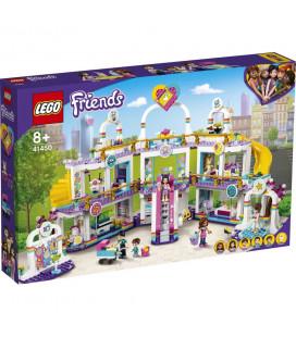 LEGO® Friends 41450 Heartlake City Shopping Mall, Age 8+, Building Blocks, 2021 (1032pcs)