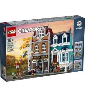 LEGO® D2C 10270 Creator Expert Bookshop, Age 16+, Building Blocks, 2020 (2504pcs)