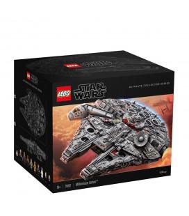 LEGO® D2C 75192 Star Wars™ UCS Millennium Falcon, Age 16+, Building Blocks, 2017 (7541pcs)