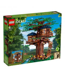 LEGO® D2C 21318 Ideas Tree House, Age 16+, Building Blocks, 2019 (3036pcs)