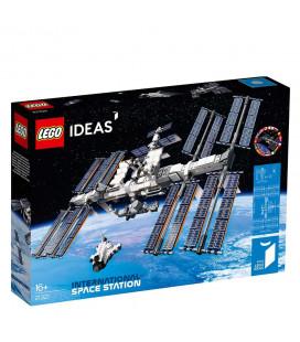 LEGO® D2C 21321 Ideas International Space Station, Age 16+, Building Blocks, 2020 (864pcs)