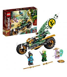 LEGO® Ninjago 71745 Lloyd'S Jungle Chopper Bike, Age 7+ Building Blocks, 2021 (327pcs)