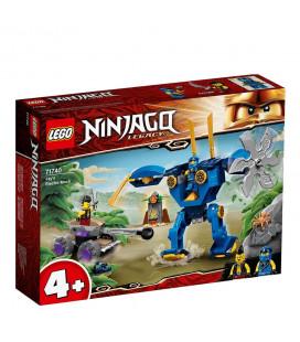 LEGO® Ninjago 71740 Jay'S Electro Mech, Age 4+ Building Blocks, 2021 (1023pcs)