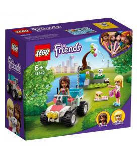 LEGO® Friends 41442 Vet Clinic Rescue Buggy, Age 6+ Building Blocks, 2021 (780pcs)