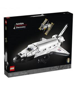 LEGO® D2C 10283 Creator Expert Nasa Space Shuttle Discovery, Age 18+, Building Blocks, 2021 (2354pcs)