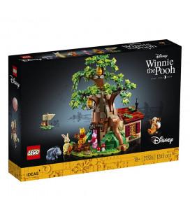 LEGO® D2C 21326 Ideas Winnie The Pooh, Age 18+, Building Blocks, 2021 (1265pcs)