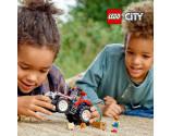 LEGO® City 60287 Tractor, Age 5+, Building Blocks, 2020 (148pcs)